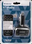 FM-модулятор Defender RT-Audio ДУ (LCD дисплей)