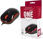 Smart Buy 343 USB черно-красная