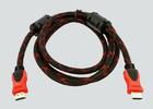 HDMI v1.4 кабель в оплётке 1.5м