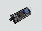 Модуль управления LCD1602 по шине I2C