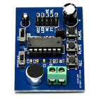 Звукозаписывающий модуль (с микрофоном на плате) ISD1820