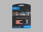 PNY Flash Drive 64GB (Orange)