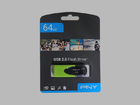 PNY Flash Drive 64GB (Green)