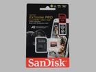 Карта памяти SanDisk Extreme PRO microSDHC 128Gb