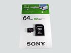 Карта памяти Sony microSDXC 64Gb