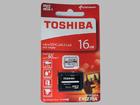 Карта памяти Toshiba EXCERIA M302-EA 16GB