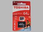Карта памяти Toshiba EXCERIA M303 64GB