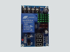 Модуль управления зарядом XH-M604 с индикатором